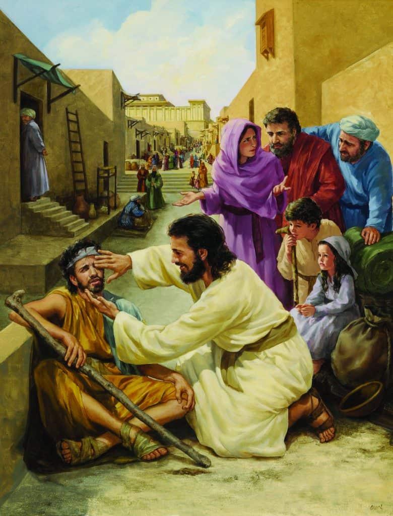 сильная молитва иисусу христу
