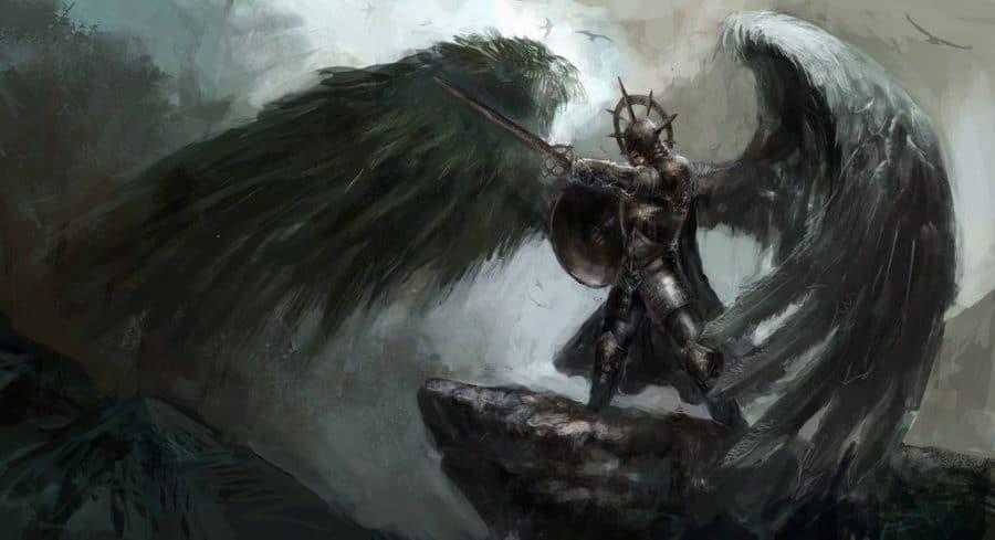 как стать падшим ангелом