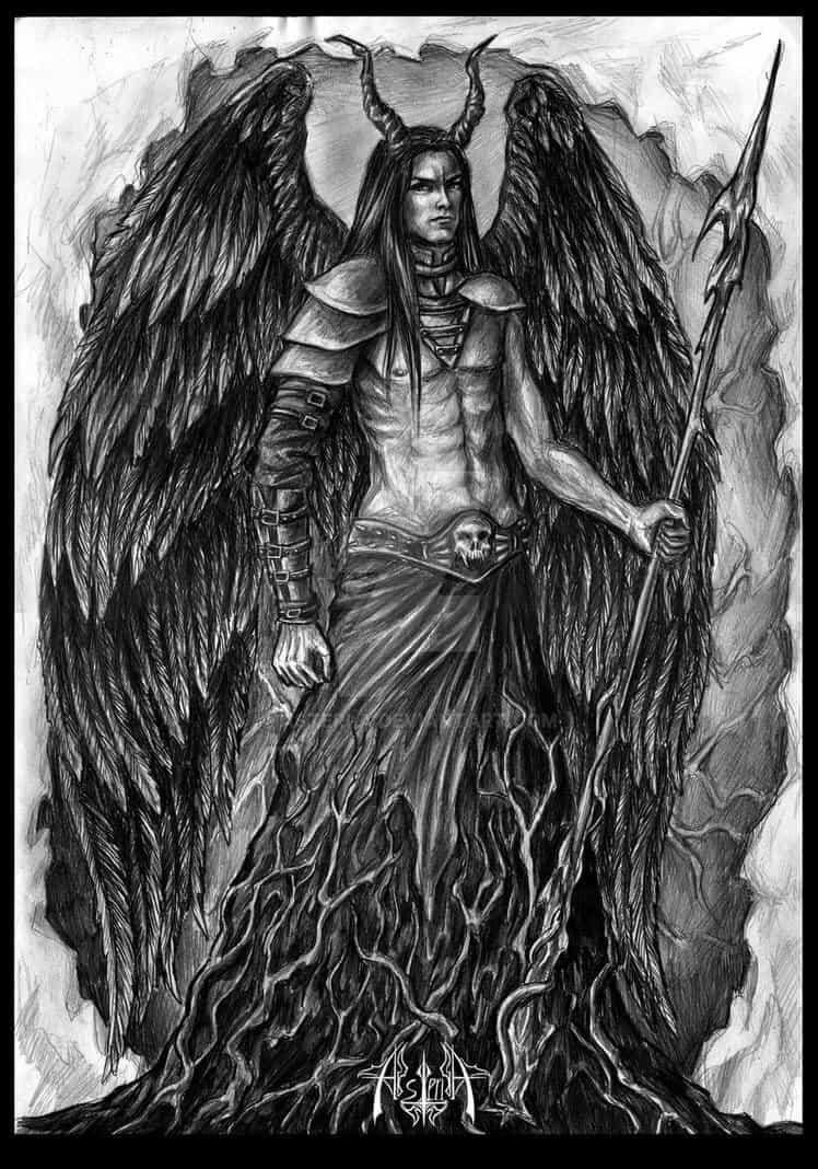 самаэль ангел