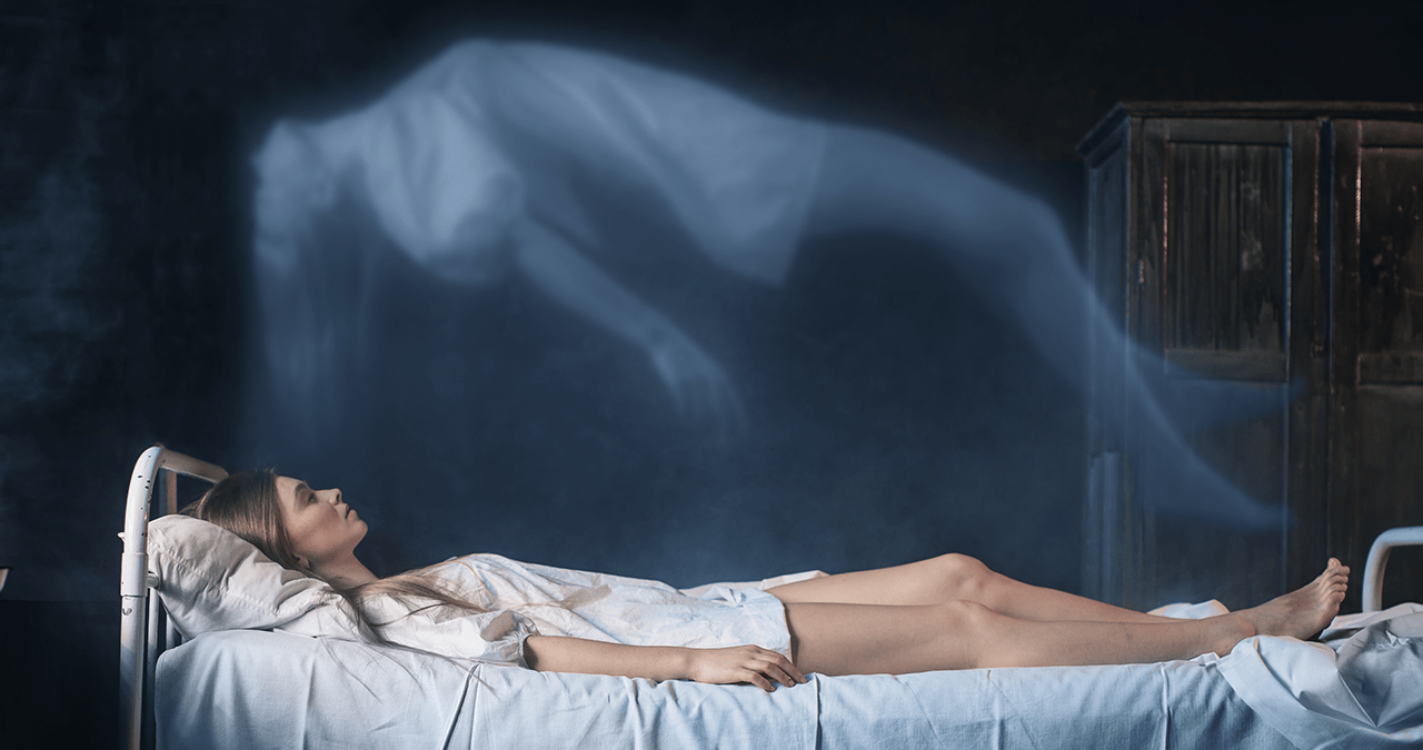 выход души из тела