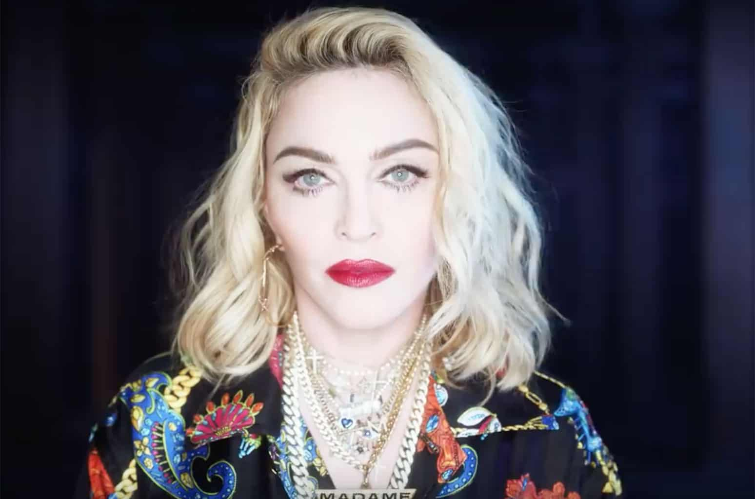 Мадонна - каббалистка