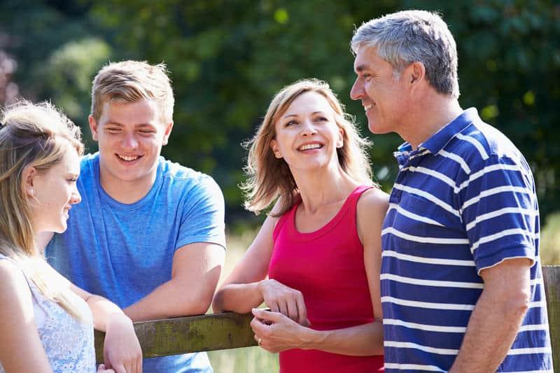знакомство с родителями парня 5