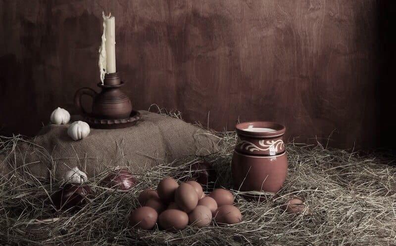 деревенская магия обряды